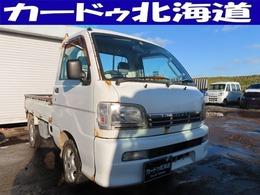 ダイハツ ハイゼットトラック 660 エクストラ 3方開 4WD ドラレコ