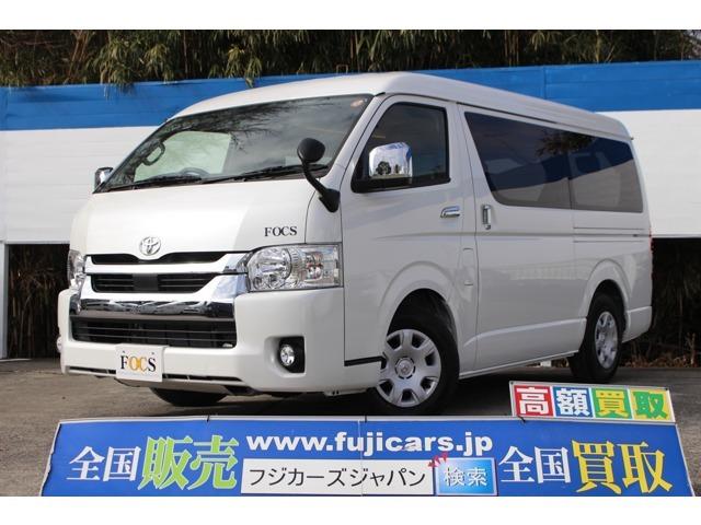 新車【フジカーズジャパン製 FOCS DS L-Style】入庫いたしました♪
