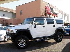 ハマー H2 の中古車 タイプG 4WD 山梨県中巨摩郡昭和町 268.0万円
