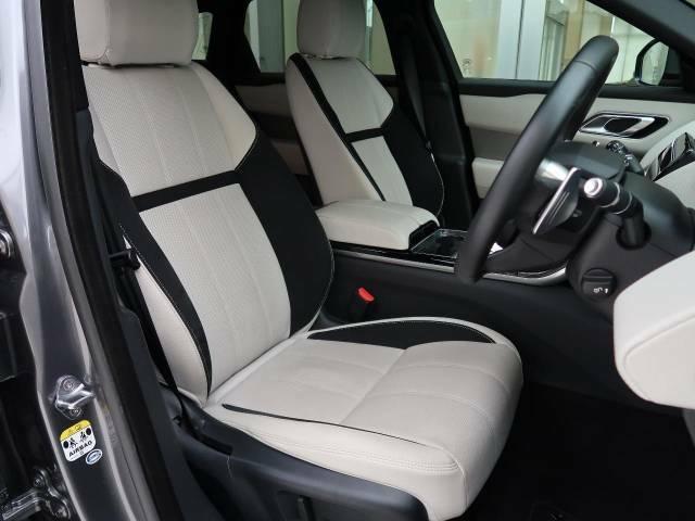 贅沢な装飾、力強いシルエット、落ち着いた質感、モダンなフィニッシャーなど細部まで作り込まれたキャビン。高い着座位置で前方を遠くまで見渡せるスポーツドライビングポジションを採用。