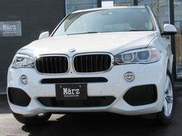 BMW X5 xドライブ 35d Mスポーツ 4WD パノラマルーフ ブラックレザー 禁煙車