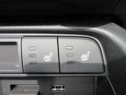 運転席、助手席シートヒーター機能付き♪ 上級グレードのみ装着されております♪冬場の冷たいシートもこれで安心ですね♪