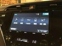 純正ナビ 型式NSZT-Y66T 地デジ/AM・FMラジオ/CD/DVD/Bluetooth