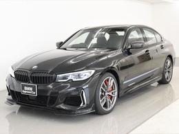 BMW 3シリーズ M340i xドライブ 4WD 黒革MパフォA MパフォB レーザL IconicGlow