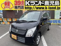 スズキ ワゴンR 660 FX キーレス・電動格納ミラー・取説・保証書