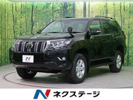 トヨタ ランドクルーザープラド 2.8 TX ディーゼルターボ 4WD 登録済未使用車 衝突軽減装置 ディーゼル