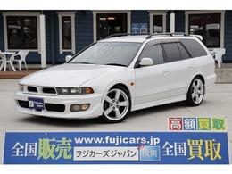 三菱 レグナム 2.5 VR-4 タイプS 4WD HDDナビ TEIN車高調 ラリーアートマフラー
