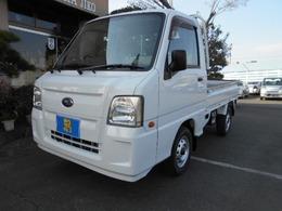 スバル サンバートラック 660 TB 三方開 4WD 4WD5速タイヤ4本新品新品荷台マット