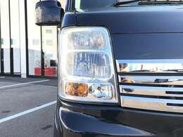 【HIDライト】LEDライトより光量があり、夜道の安全を確保できます!