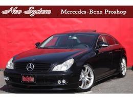メルセデス・ベンツ CLSクラス CLS350 左H ブラバス仕様 社外HDDナビ 赤革 19AW