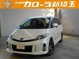 トヨタ エスティマハイブリッド 2.4 アエラス プレミアム エディション 4WD 4WD