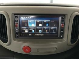 【オーディオ】CD、DVDの再生はもちろん!Bluetoothの接続も可能です!