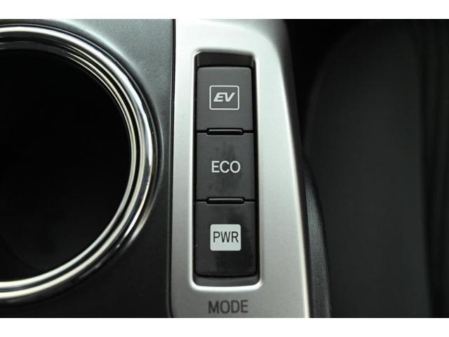 ◆早朝や深夜の住宅街などで便利な『EVモード』スイッチ、燃費重視の『ECOモード』スイッチ、◆走りを愉しむ『ドライブモード』スイッチ