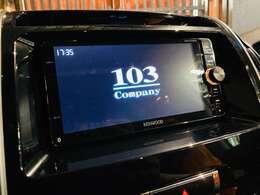 ケンウッド メモリーナビゲーション(MDV-Z700W)。TV・DVD・Bluetooth・USB仕様可能です。
