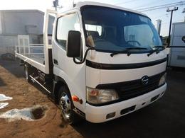 日野自動車 デュトロ セフティーローダー 積載2950kg ボディ内寸4950×2080