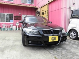 BMW 3シリーズツーリング 320i Mスポーツパッケージ ETC プッシュスタート 純正アルミ