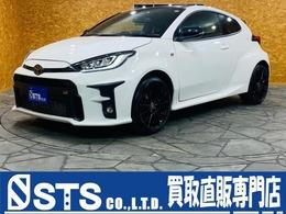 トヨタ GRヤリス 1.6 RZ  4WD LED