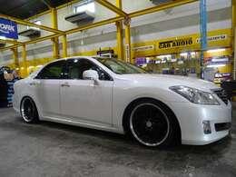 SALE価格!WORKグノーシスGS2 19Inch(新品タイヤ付き)新品全長式車高調付き!お好みの車高にてご納車致します!