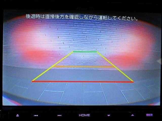 バックモニターは平成の大発明と個人的に思っております(笑) これのおかげでどれだけ後ろの衝撃から車を守れたことでしょう!!