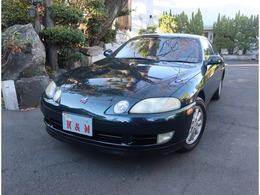 トヨタ ソアラ 2.5 GT ツインターボL 5速マニュアル 屋内保管車 禁煙
