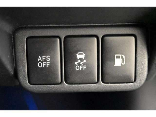 ◆AFS OFFスイッチ、◆TRC OFFスイッチ  詳しい装備内容につきましてはスタッフまでお問い合わせください。