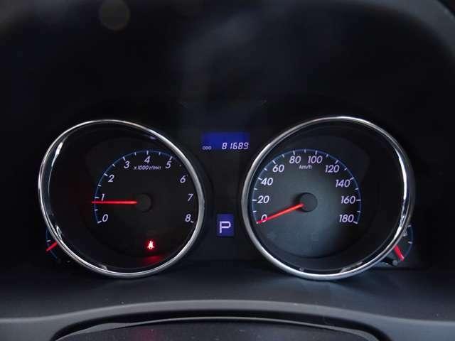 実走行8万キロのお車になります。