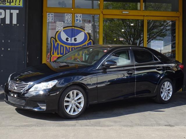 SALE価格!内外装綺麗な130系マークX!新規2年車検を取得してのご納車となります。