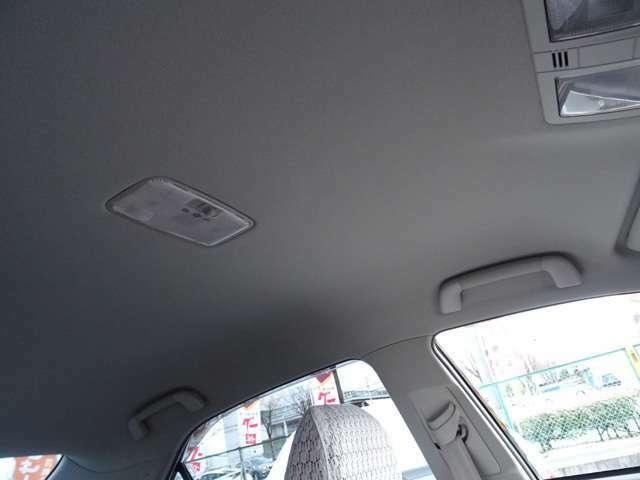 天井にも目立ったダメージは御座いません。