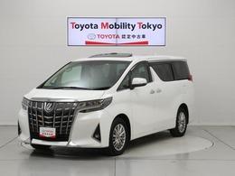 トヨタ アルファード 3.5 GF 4WD 電子インナーミラー・温冷電動シート