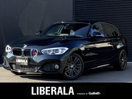 BMW 1シリーズ 118d Mスポーツ パーキングサポートP 純ナビ LED 衝突軽減B