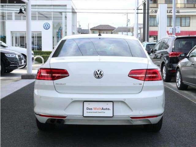 新車保証を継承いたします。メンテナンスは全国のVolkswagen正規ディーラーで行えます。