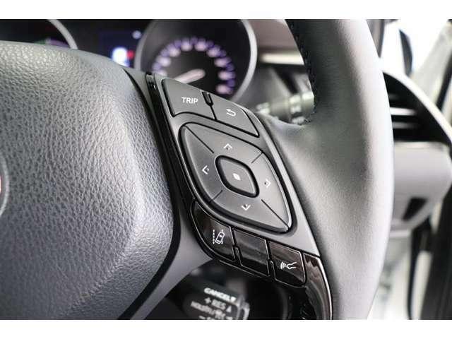 万一の衝突事故回避支援や被害軽減に役立つトヨタセーフティセンス搭載