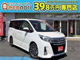 トヨタ ノア 2.0 Si 1年保証付 純正ナビ フルセグTV