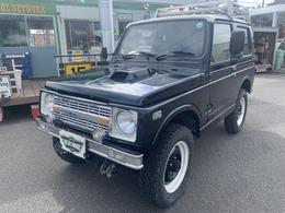 スズキ ジムニー 660 ワイルドウインド リミテッド 4WD 同色全塗装済みタニグチショックシャック