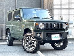 スズキ ジムニー 660 XC 4WD 未使用車/車検対応カスタム車/リフトアップ