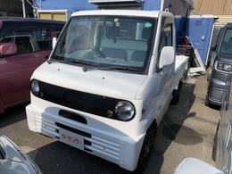 日産 クリッパートラック 660 DXエアコン付 5MT 全塗装済 走行24000km