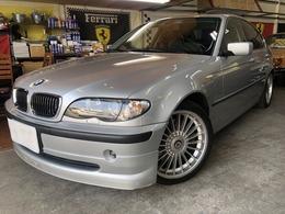 BMWアルピナ B3 S 3.3 リムジン スイッチトロニック 記録簿 ディーラー車