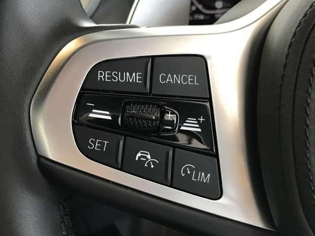アクティブクルーズコントロール装備車両で御座います。