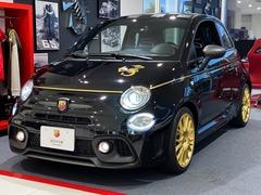 アバルト 595 の中古車 スコルピオーネオーロ 弊社展示車両 東京都杉並区 329.0万円