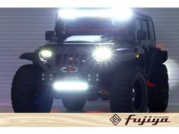 ジープ ラングラー アンリミテッド スポーツ 4WD 電動ウィンチ フェイスチェンジ 外マフラ