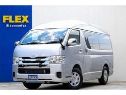 トヨタ ハイエースバン 2.0 DX ロング ハイルーフ キャンパー特設