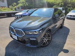 BMW X6 xドライブ35d Mスポーツ ディーゼルターボ 4WD マイルドハイブリット サンルーフ