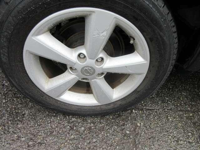 タイヤは純正ホイールです!