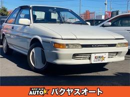 トヨタ コルサ 1.5 リトラSX-i 5速マニュアル タイミングベルト交換済み