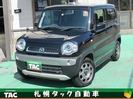 マツダ フレアクロスオーバー 660 XG 4WD ナビTV