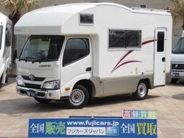 トヨタ カムロード バンテック コルドリーブス ディーセル 4WD NOxPM適合 エアコン