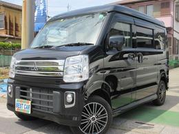 三菱 タウンボックス 660 G ハイルーフ 4WD 禁煙 ドラレコ フルセグ純正ナビTV 4WD