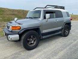 トヨタ FJクルーザー 4.0 4WD TOMSマフラー