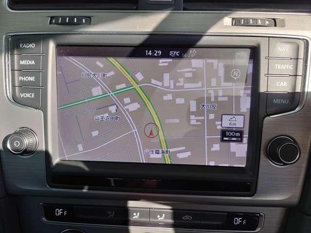 ナビゲーション、地上デジタルTVをはじめ、iPod接続など多彩なメディアに対応。Bluetoothによる、携帯電話のハンズフリー通信にも対応しています。