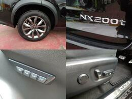 グレード「 NX200t Fスポーツ 」